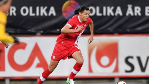 Canada Women's National Team faces Olympic Gold Medalists Germany today