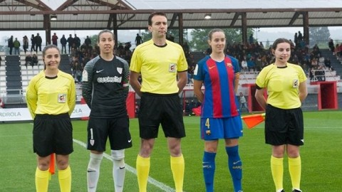 FC Barcelona lead Iberdrola RFEF Women's Premier Division 26th April
