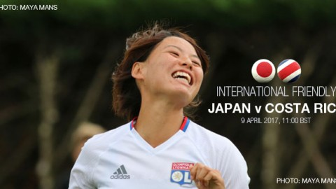 Live Match Updates: Japan v Costa Rica | KIRIN CHALLENGE CUP 2017 (9 April 2017)