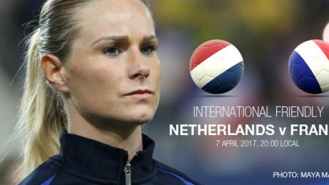 Live stream: Netherlands v France | International friendly (7 April)