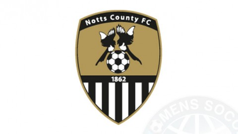 English FA WSL 1 club Notts County Ladies have folded