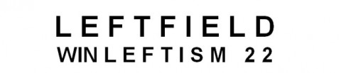 WIN! We have copies of Leftfield's album Leftism 22 to be won!