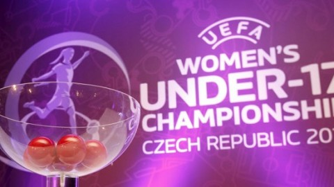 UEFA European Women's Under-17 Championship finals draw