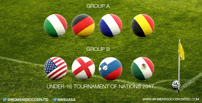 Under-16 Tournament of Nations 2017
