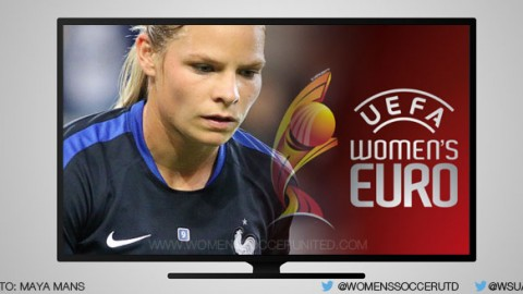 Where to watch the UEFA Women's EURO 2017 Championship