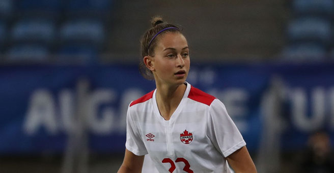 Canada Soccer invites 13 players into Women's National Team EXCELeration camp