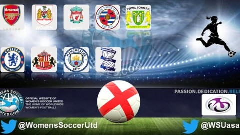 Liverpool LFC Lead FA Women's Super League One 4th May