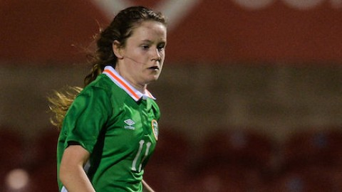 Payne determined to end Ireland WU17 spell on a high against the Netherlands
