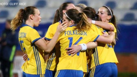 Pia Sundhage announces Sweden squad to compete at UEFA Women's EURO 2017 Championship