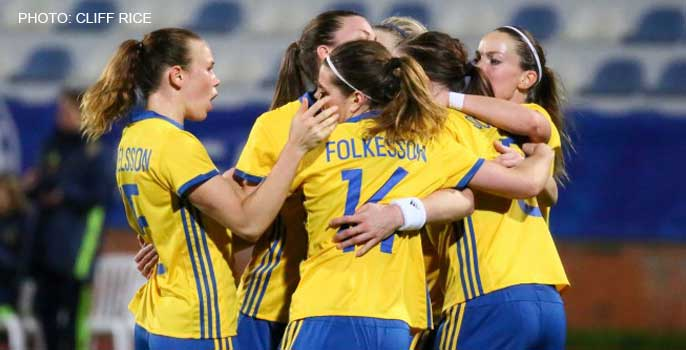 Sweden women's national team