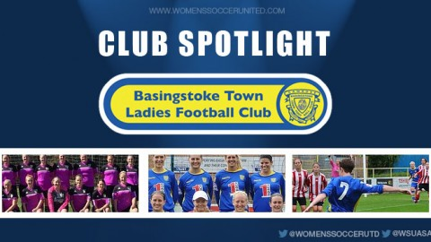 Club spotlight: Getting to know Basingstoke Town Ladies FC