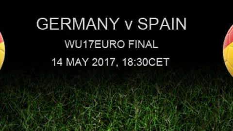 Live updates: Germany v Spain | UEFA European Women's Under-17 Championship Final (14 May 2017)