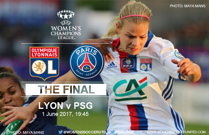Olympique Lyonnais v Paris Saint-Germain | UEFA Women's Champions League Final! (1 June 2017)