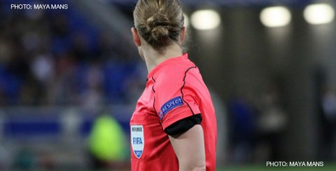 Part 2: Get to know the biggest group of Women's EURO match officials yet!