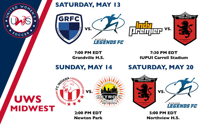 UWS Midwest Conference Week 1 Preview: Six of the seven teams in the newly-formed conference kick off this weekend