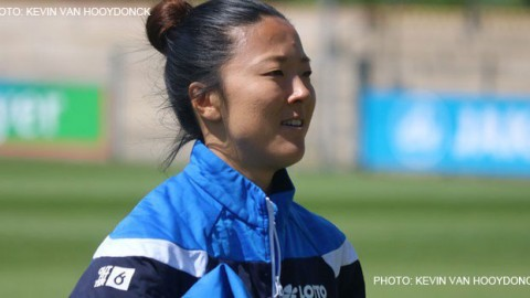 Yuki Nagasato signs for NWSL club Chicago Red Stars