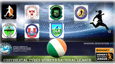 Peamount United Lead Continental Tyres Women's National League 26th June