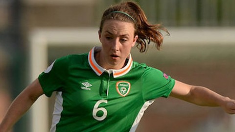 Republic of Ireland midfielder Karen Duggan eyes qualification momentum against Iceland