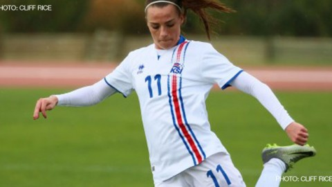 Freyr Alexandersson names Iceland squad to compete at UEFA Women's EURO 2017