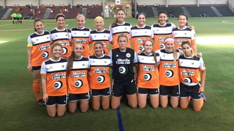 Detroit Sun FC get four points from two matches on the weekend