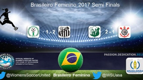 Santos beat Iranduba in front of Brazilian Women's Record Crowd 25,371