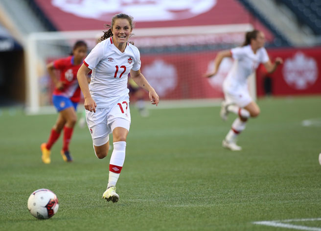 Canada plays big in front of raucous home crowd with 3:1 win in Winnipeg