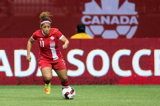 Match Preview: Canada Soccer Women's National Team v Costa Rica 8 June in Winnipeg