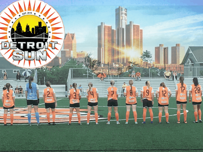 Detroit Sun FC Pro-Am Soccer remain undefeated after two-match weekend