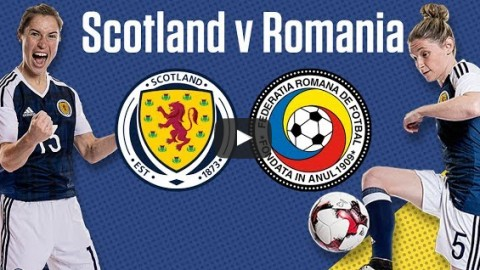 Live stream: Scotland v Romania | International friendly (9 June 2017)