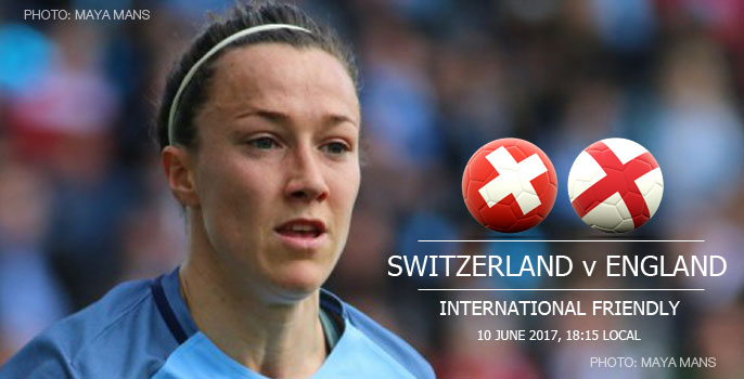Live updates: Switzerland v England | International Friendly (10 June 2017)