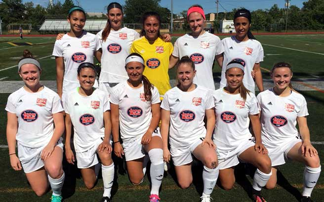 UWS East Conference Week 4 Roundup: New Jersey Copa FC stays undefeated all-time at home