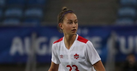 Canada squad to participate at 2017 CFA International Women's Youth Tournament