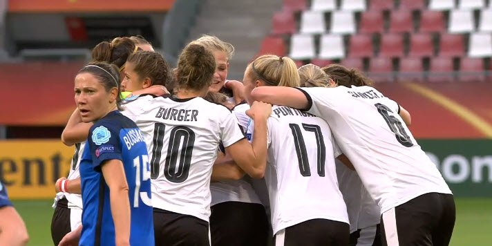 Match report: Austria hold France to a draw