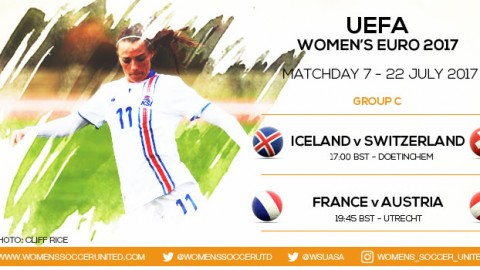 Live updates from Matchday 7 of the UEFA Women's EURO 2017 Championship