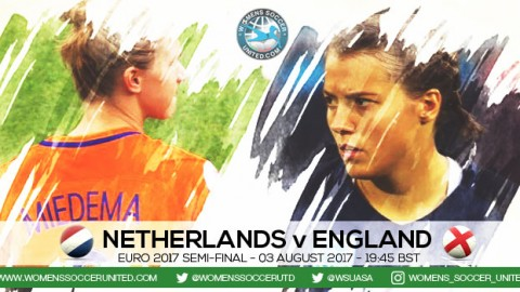 Live updates: Netherlands v England | UEFA Women's Euro 2017 Semi-final