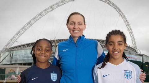 Former England skipper Faye White hails captain marvel Steph Houghton