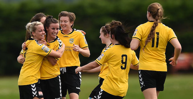 Continental Tyres Women's National League: McQuillan delight as Kilkenny claim first-ever WNL victory