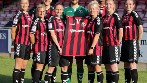 Lewes FC to pay men and women the same