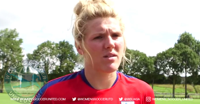 Euro 2017: Millie Bright & Karen Carney look ahead to Portugal clash