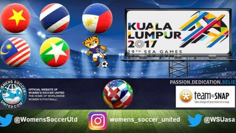 Southeast Asian Games Women's Football Tournament Kuala Lumpur 2017