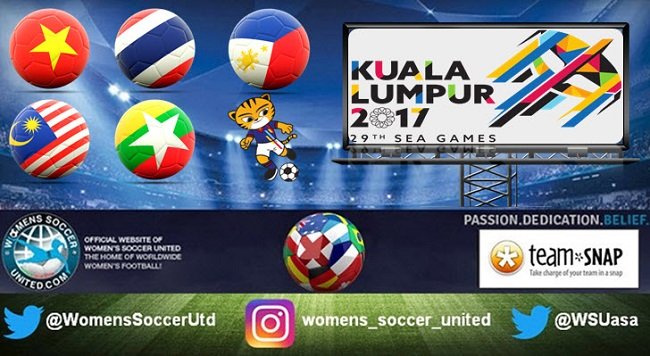 Southeast Asian Games 2017 TEAMS - Asian Games Vs Sea Games
