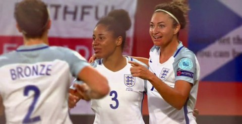 Best finisher in Europe, Jodie Taylor earns England their first win over France since 1974