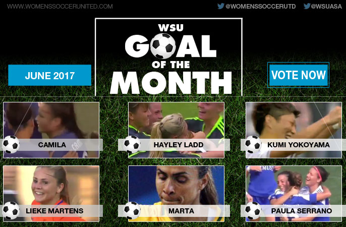 VOTE: June's WSU Goal of the Month