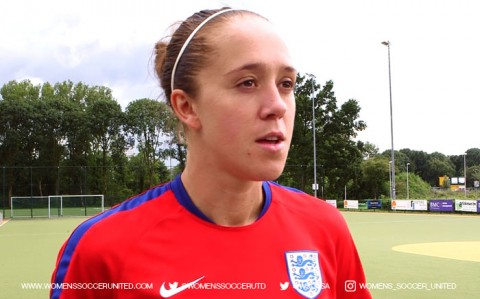 Interview: Jo Potter reflects on Euro 2017 Spain victory and upcoming Portugal clash