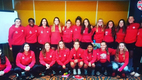 Canada Women's U-20 team take away valuable lessons from Australian tour