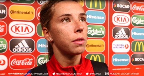 Interview: Jordan Nobbs on Spain, Portugal and determination within England camp