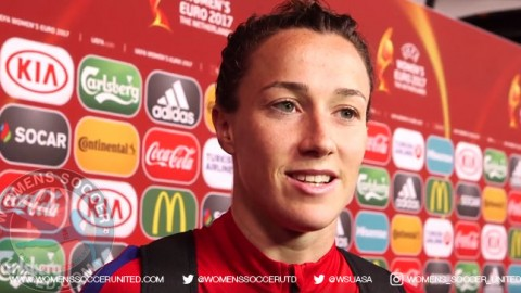 Euro 2017: Lucy Bronze looks ahead to Portugal test