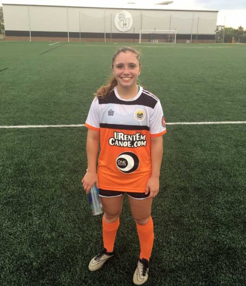 """Madison Schupbach: """"Detroit Sun FC has what it takes to win a National Championship"""""""