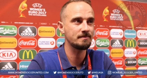 Euro 2017: Mark Sampson hails England's 'unbelievable' quarter-final win