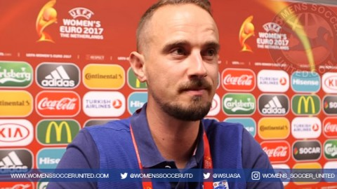 Mark Sampson sacked as England head coach